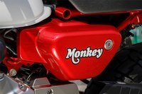 Fotos motos Honda Monkey