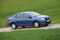 Fotos de coches Dacia Logan
