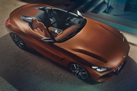 Fotos de coches BMW Concept Z4