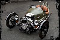 Fotos de coches Morgan 3 Wheeler