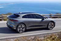 Fotos de coches Jaguar I-PACE