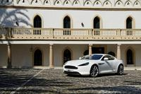 Fotos de coches Aston Martin Virage