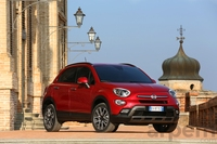 Fotos de coches Fiat 500X
