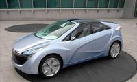 Fotos de coches Hyundai blue will concept