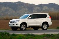 Fotos de coches Toyota Land Cruiser