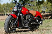 Fotos motos Indian Scout