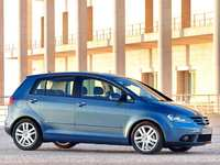 Fotos de coches Volkswagen Golf Plus