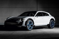 Fotos de coches Porsche Mission E Cross Turismo (prototipo)