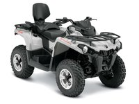 Fotos motos Can-Am Outlander L MAX 500 DPS