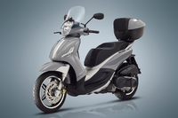 Fotos motos Piaggio Beverly 350 Tourer 2020