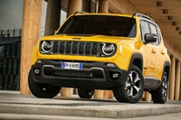 Fotos de coches Jeep Renegade