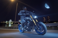 Fotos motos Yamaha MT-09 SP