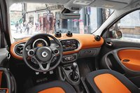 Fotos de coches Smart forfour