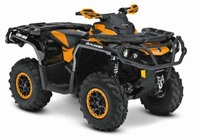 Fotos motos Can-Am Outlander 1000 XT-P