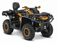 Fotos motos Can-Am Outlander MAX 1000 XT-P