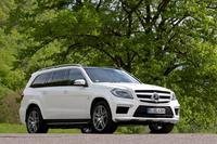 Fotos de coches Mercedes-Benz Clase GL