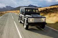 Fotos de coches Land Rover Defender
