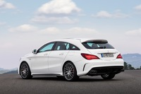 Fotos de coches Mercedes-Benz CLA
