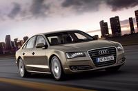 Fotos de coches Audi A8
