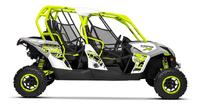 Fotos motos Can-Am Maverick MAX 1000R T X ds