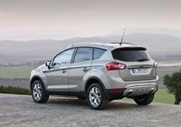 Fotos de coches Ford Kuga
