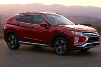 Fotos de coches Mitsubishi Eclipse Cross