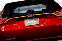 Fotos de coches Ford Edge Concept (prototipo)