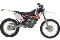 Fotos motos Scorpa 125 T-Ride