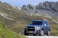 Fotos de coches Chevrolet Captiva