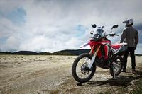 Fotos motos Honda CRF250 Rally