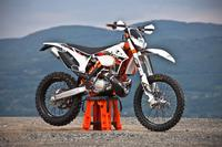 Fotos motos KTM 125 EXC Six Days