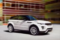 Fotos de coches Land Rover Range Rover Evoque