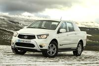 Fotos de coches SsangYong Actyon Sports
