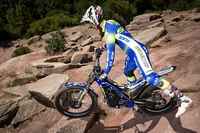 Fotos motos Sherco 125 ST Racing 2018