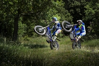 Fotos motos Sherco 125 ST Racing