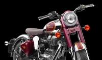Fotos motos Royal Enfield Bullet 500 Classic Chrome
