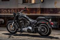 Fotos motos Harley-Davidson Softail Fat Boy Special