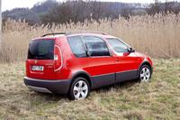 Fotos de coches Skoda Roomster