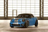 Fotos de coches MINI Coupé Concept