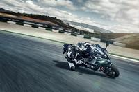 Fotos motos Kawasaki ZX-10R Winter Edition