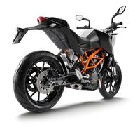 Fotos motos KTM 390 Duke ABS