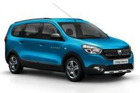 Fotos de coches Dacia Lodgy