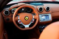 Fotos de coches Ferrari California