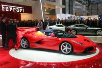 Fotos de coches Ferrari LaFerrari