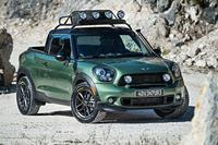 Fotos de coches MINI Paceman Adventure (prototipo)