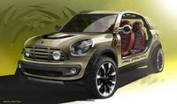 Fotos de coches MINI Beachcomber Concept