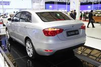 Fotos de coches Geely GC6