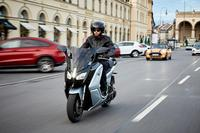 Fotos motos BMW C evolution (largo alcance)