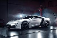 Fotos de coches W-motors Lykan