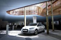 Fotos de coches Renault Fluence